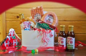 smokehouse gift baskets
